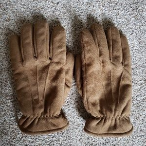 Joseph A. Bank Microsuede Gloves